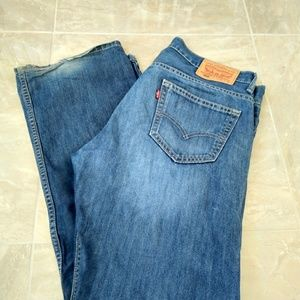 Levi's mens relaxed jeans size 31